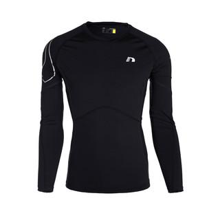 Unisex běžecké kompresní triko Newline ICONIC Compression LS Shirt XXL