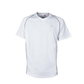 Pánské běžecké triko Newline Base Coolskin Tee bílá - XXL