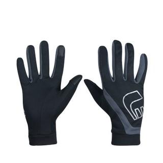 Běžecké rukavice Newline Thermal Gloves černá - XL