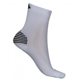 Funkční ponožky Newline Base Sock s vláknem Prolen bílá - XXL (47-50)