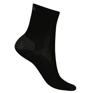 Funkční ponožky Newline Base Sock s vláknem Prolen černá - L (39-42)