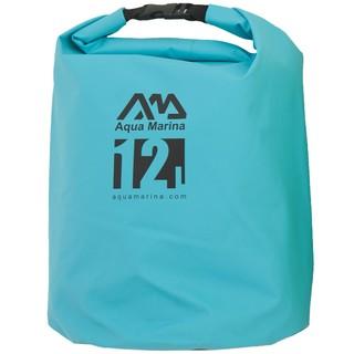 Nepromokavý vak Aqua Marina Super Easy Dry Bag 12l modrá