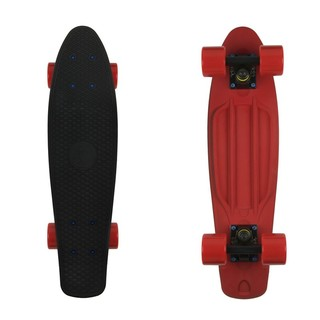 "Penny board Fish Classic 2Colors 22"" - Red-Black"