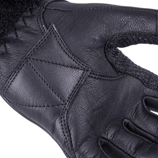 Dámské moto rukavice W-TEC Chermna GID-16028 - černá