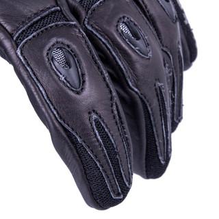 Pánské moto rukavice W-TEC Crushberg GID-16022 - černá