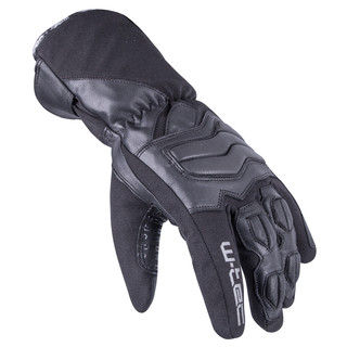 Pánské moto rukavice W-TEC Djarin GID-16026 černá - XXL