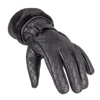 Dámské kožené rukavice W-TEC Stolfa NF-4205 - černá - inSPORTline 7fee9863a3