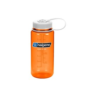 Outdoorová láhev NALGENE Wide Mouth 500 ml - Orange 16 WM