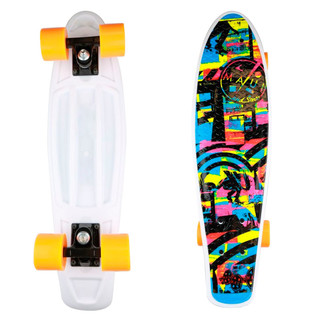 Penny board Maui DARK CITY 24""