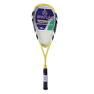 Squashová raketa Spartan Titan-Power žluto-černá