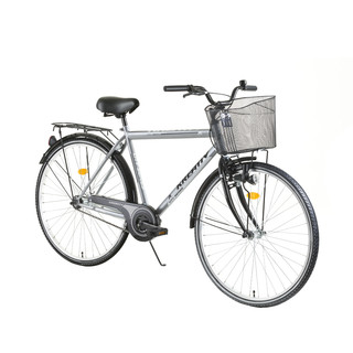 Trekingové kolo Kreativ City Series 2811 - model 2017 Grey - Záruka 10 let