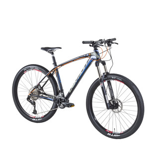 "Horské kolo Devron Riddle R7.7 27,5"" - model 2016 - Race Black"