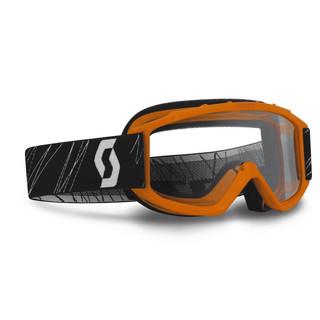 Dětské moto brýle SCOTT 89Si MXVII Orange