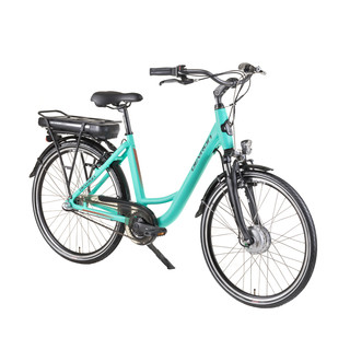 "Městské elektrokolo Devron 26120 26"" - model 2018 - Light Blue"