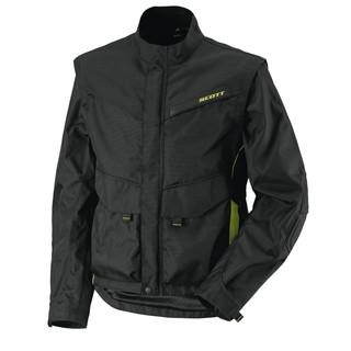 Moto bunda SCOTT Adventure MXV černo-zelená - XXL (58-60)