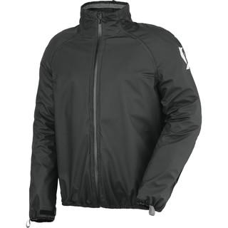 Moto pláštěnka SCOTT Ergonomic PRO DP černá - XXXL