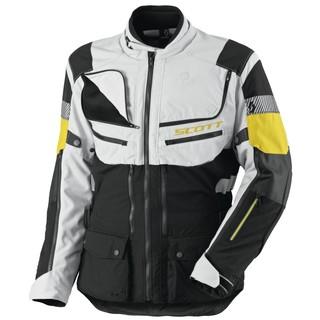 Moto bunda SCOTT All Terrain PRO DP černo-žlutá - XXL (58-60)