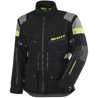 Moto bunda SCOTT All Terrain PRO DP černo-šedá - M (46-48)