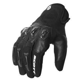 Motokrosové rukavice SCOTT Assault černá - XXL