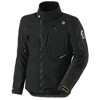 Moto bunda SCOTT Definit DP černá - XXL (58-60)