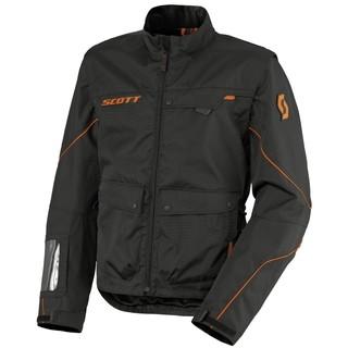 Moto bunda SCOTT Adventure 2 černo-oranžová - XL (54-56)