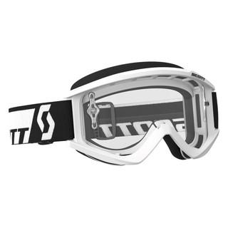 Motokrosové brýle SCOTT Recoil Xi MXVII Clear White