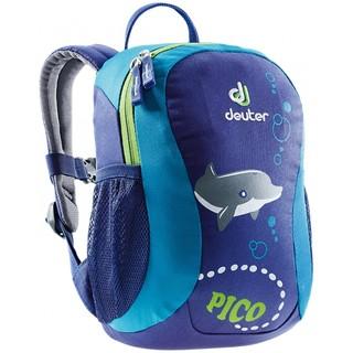 Dětský batoh DEUTER Pico indigo-turquoise