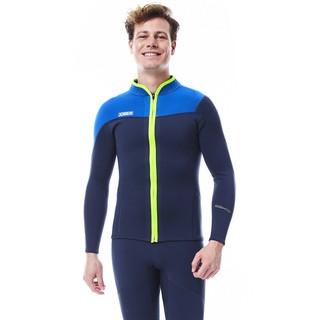 Pánská neoprenová bunda Jobe Toronto Jacket Blue modrá - XXXL