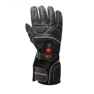 Vyhřívané MOTO rukavice 30 SEVEN černá - 9