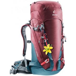 Horolezecký batoh DEUTER Guide 30+ SL maron-arctic