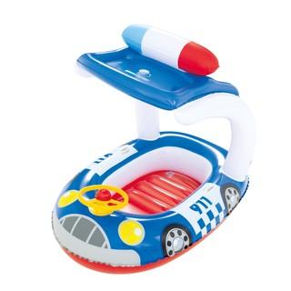 Plovoucí auto Bestway Kiddie Car modrá