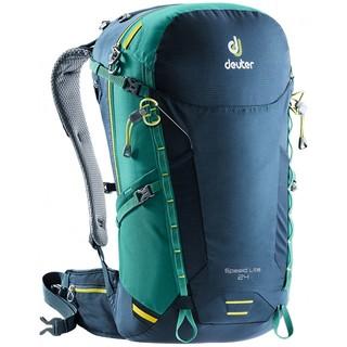 Turistický batoh DEUTER Speed Lite 24 navy-alpinegreen