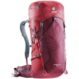 Turistický batoh DEUTER Speed Lite 32 maron-cranberry