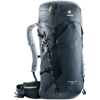 Turistický batoh DEUTER Speed Lite 32 black
