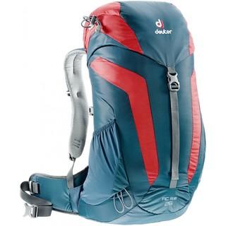 Turistický batoh DEUTER AC Lite 26 - modro-červená - inSPORTline a7a0e4274f