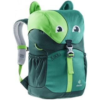 Dětský batoh DEUTER Kikki alpinegreen-forest