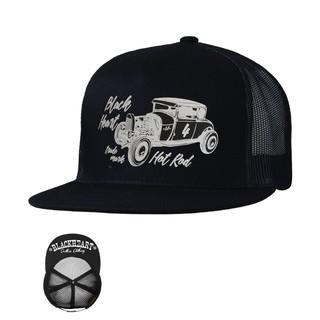 Kšiltovka BLACK HEART Coupe 32 Trucker černá