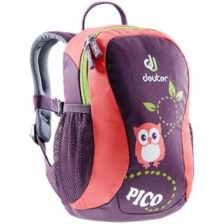 Dětský batoh DEUTER Pico plum-coral