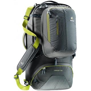 Cestovní batoh DEUTER Transit 50 anthracite-moss