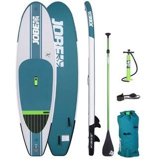 Paddleboard s příslušenstvím Jobe Aero SUP Lika 9.4