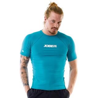 Pánské tričko pro vodní sporty Jobe Rashguard 2018 modrá - XXL