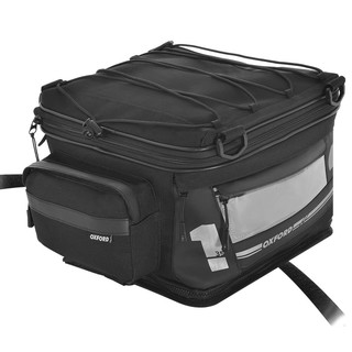 Brašna na sedlo spolujedce Oxford F1 Tail Pack Large 35 l