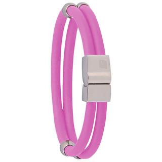 Magnetický náramek inSPORTline Toliman růžová - 19.50 cm