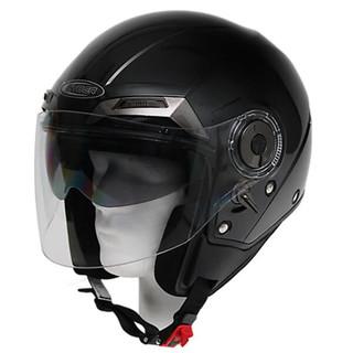 Moto helma Cyber U 44 černá - XL (61-62)