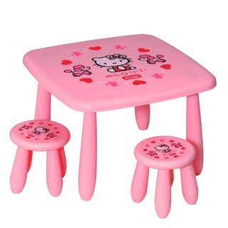 Hello Kitty dětský stoleček a židle