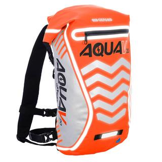 Vodotěsný batoh Oxford Aqua V20 Extreme Visibility oranžová