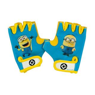 Dětské cyklo rukavice Mimoni