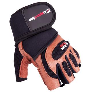 Pánské fitness rukavice inSPORTline Mahus S