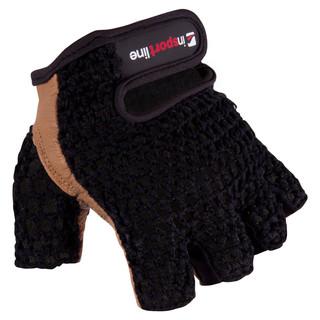 Pánské fitness rukavice inSPORTline Bris S