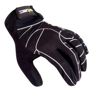 Motokrosové rukavice W-TEC Binar černá - XXS